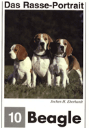 Jochen H. Eberhardt: Beagle. Das Rasse-Portrait